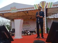 Joko Widodo : Generasi Millenial Harus Tertib Berkendara