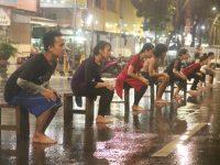 Melestarikan Budaya Lewat Talang Tuwo Urban Street Theatre Festival