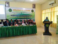 Yudisium Fakultas Agama Islam Melahirkan Bibit Unggul dan Islami