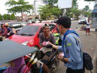 Berbagi Kebaikan bersama KSR PMI se-Kota Palembang