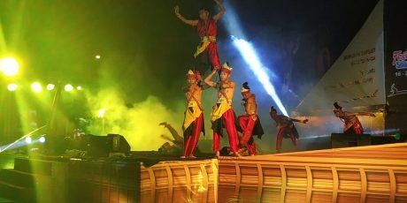 Mengenal Budaya Lewat Festival Sriwijaya XXVIII