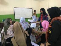 Tumbuhkan Jiwa Sosial Lewat Bakti Sosial