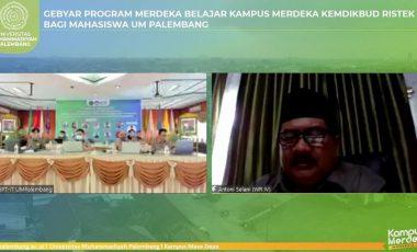 Sosialisasi Menarik Minat Mahasiswa Terhadap Program MBKM