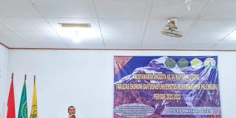 Musyawarah Anggota ke-34 Mapala Alfedya FEB UMP