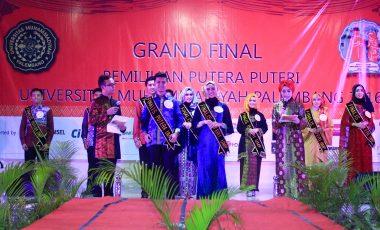 Semarak Grand Final Putera Puteri UMP 2016