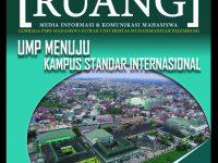 Majalah Ruang LPM Fitrah UMP Edisi IX Tahun 2020