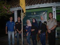 Polsek Gelumbang Kunjungi Diklat II LPM Fitrah UMP