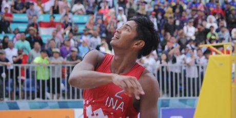 Cabor Voli Pantai Sumbangkan Mendali Perunggu Asian Games 2018