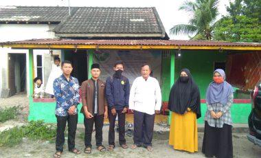 Mahasiswa KKN UMP Kunjungi Rumah Tahfidz Muhammadiyah di OI